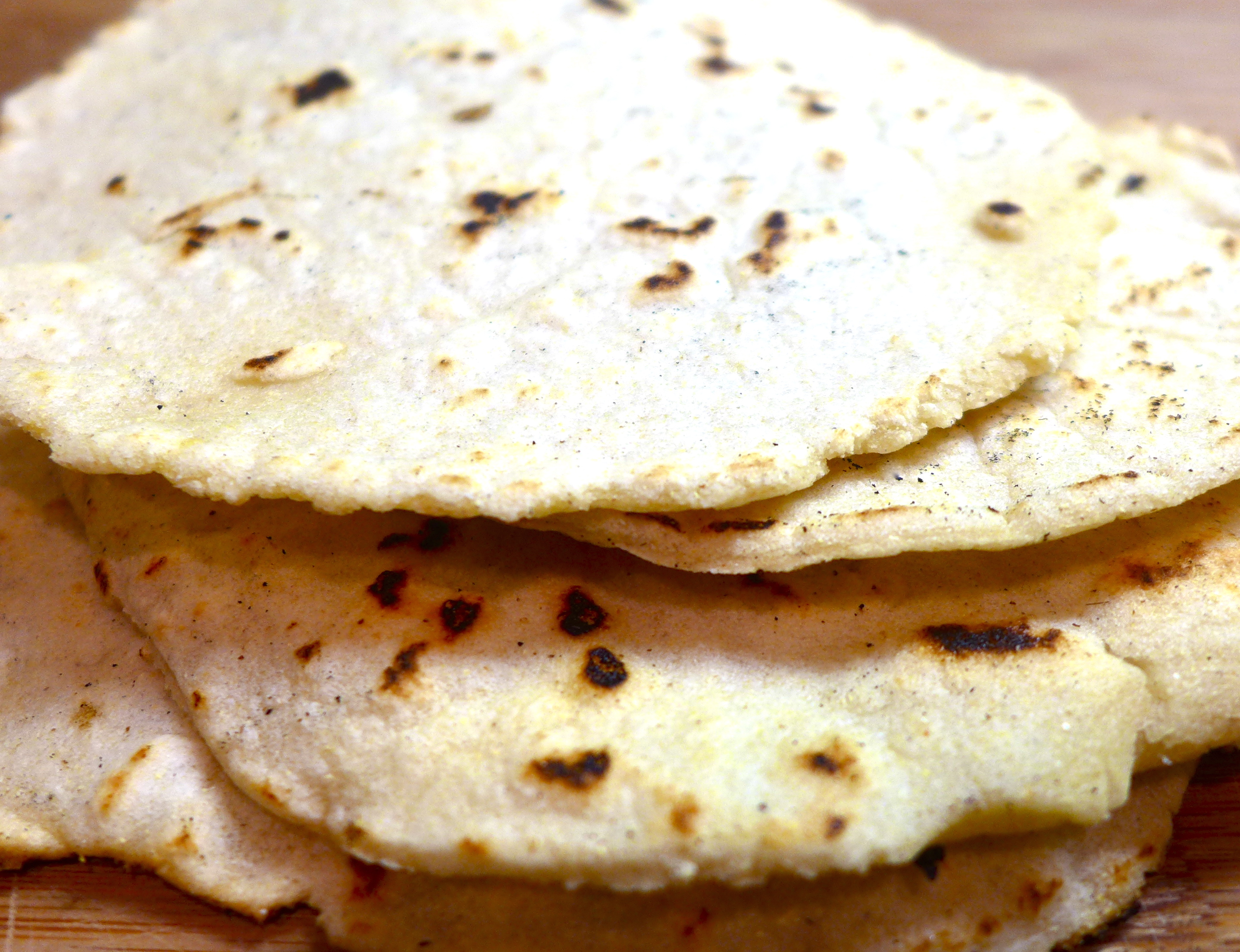 Masa Flour Tortillas & Chips (Corn Tortillas)