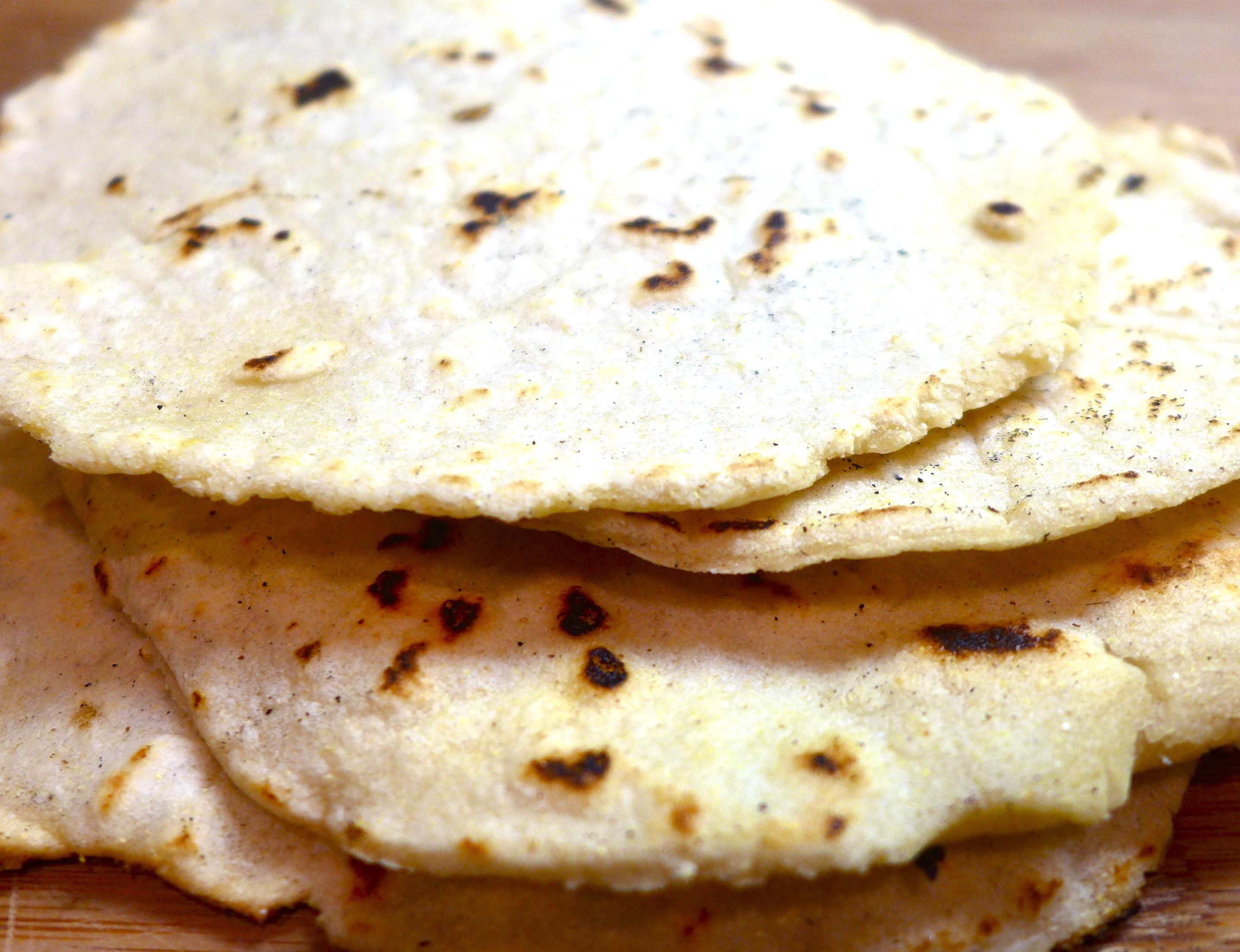 Masa Flour Tortillas & Chips (Corn Tortillas)