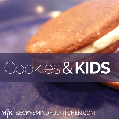 Cookies & Kids Baking Class | Becky's Mindful Kitchen