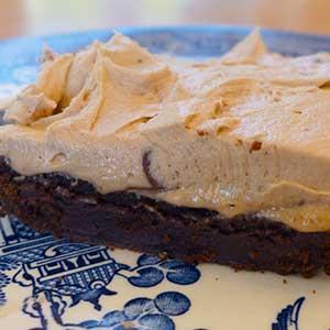 Espresso Fudge Brownies | Becky's Mindful Kitchen