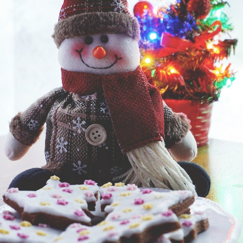 BMK Holiday Cookie Recipes