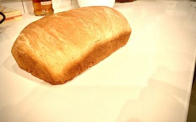 Easy Basic Sandwich Bread