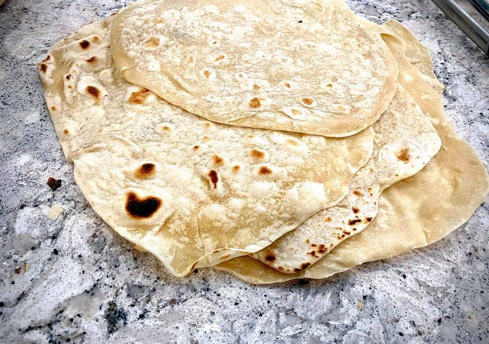 Sourdough Discard Recipe: Tortillas