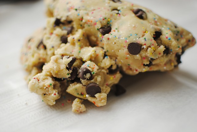Egg Free Cookie Dough Bites (GF optional)